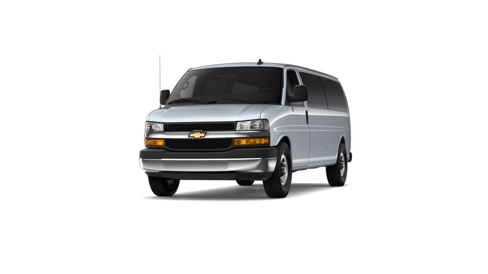 2019 Chevrolet Express Passenger Vehicle Photo in Lubbock, TX 79412