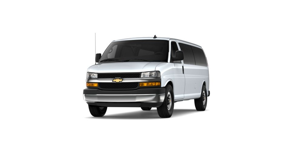 2019 Chevrolet Express Passenger Vehicle Photo in Saginaw, MI 48609