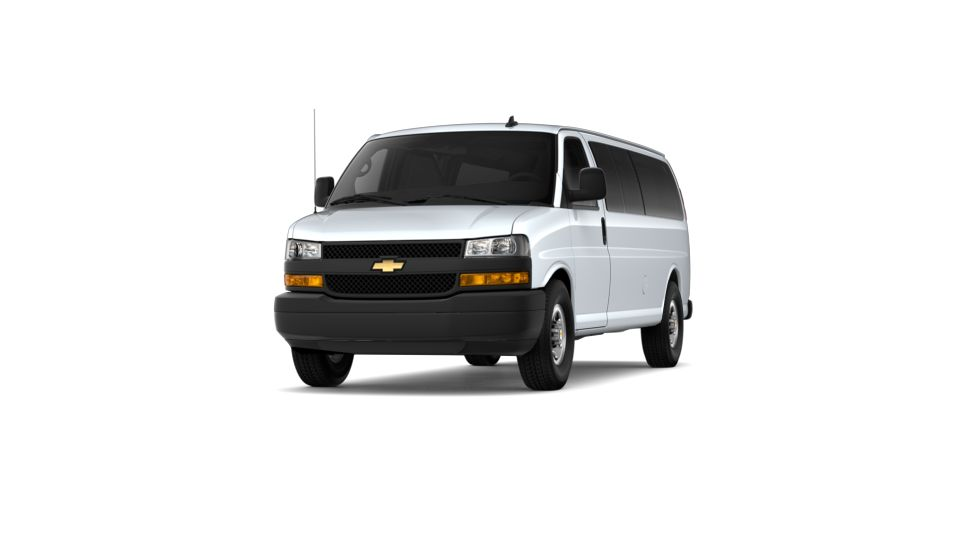 2019 Chevrolet Express Passenger Vehicle Photo in Lake Bluff, IL 60044