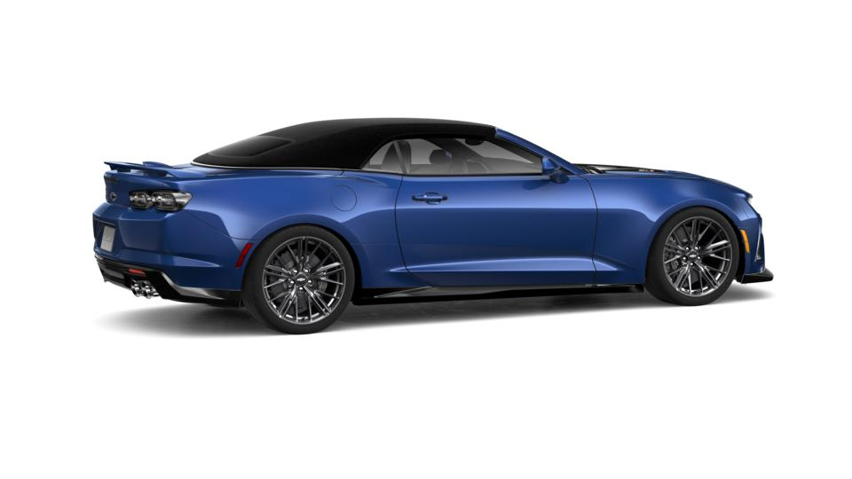 Jim Glover Tulsa >> Tulsa Riverside Blue Metallic 2019 Chevrolet Camaro New
