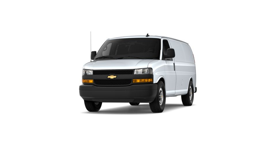 2019 Chevrolet Express Cargo Van Vehicle Photo in Worthington, MN 56187