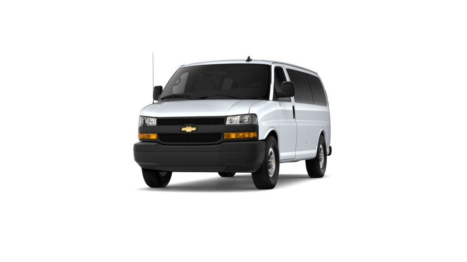 2019 Chevrolet Express Passenger Vehicle Photo in Long Island City, NY 11101