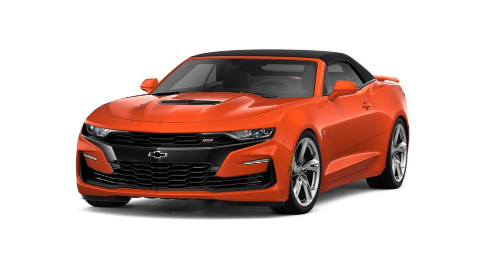 2019 Chevrolet Camaro Vehicle Photo in Oklahoma City, OK 73114