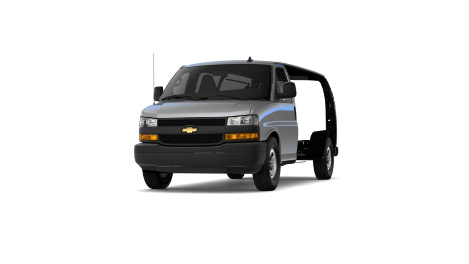 New Special Exterior Color 2019 Chevrolet Express Cargo Van