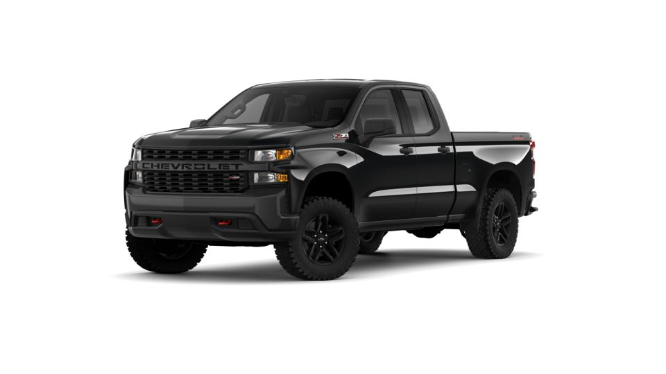 2019 Chevrolet Silverado 1500 Vehicle Photo in Casper, WY 82609