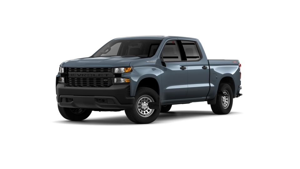 2019 Chevrolet Silverado 1500 Vehicle Photo in Odessa, TX 79762