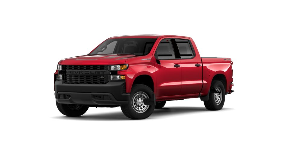 2019 Chevrolet Silverado 1500 Vehicle Photo in Boonville, IN 47601