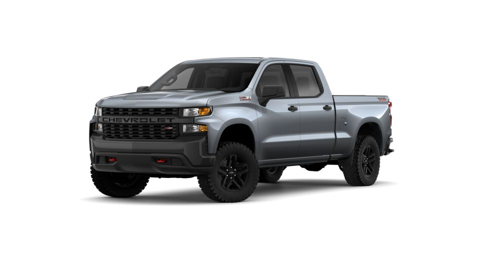2019 Chevrolet Silverado 1500 Vehicle Photo in Sumner, WA 98390