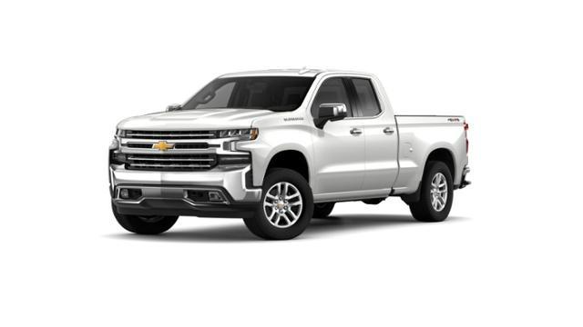 Pearl 2019 Chevrolet Silverado 1500: New Truck at Mike Anderson in