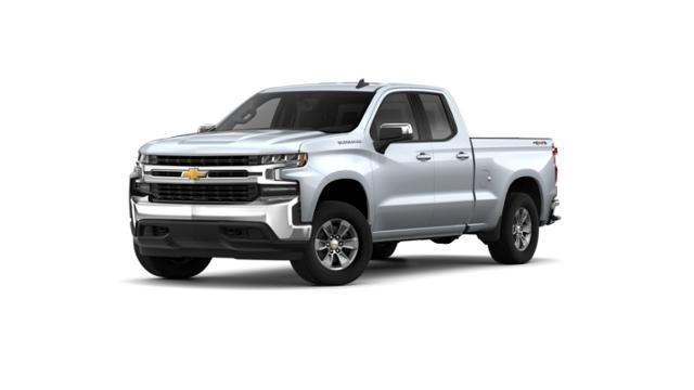 Thunder Bay Cab >> New 2019 Chevrolet Silverado 1500 Double Cab Standard
