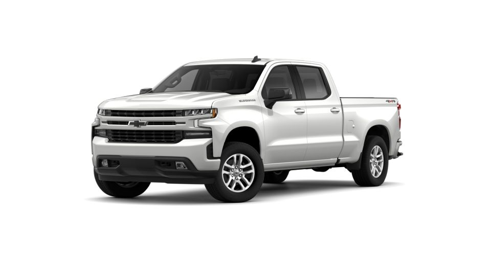 2019 Chevrolet Silverado 1500 Vehicle Photo in Burlington, WI 53105