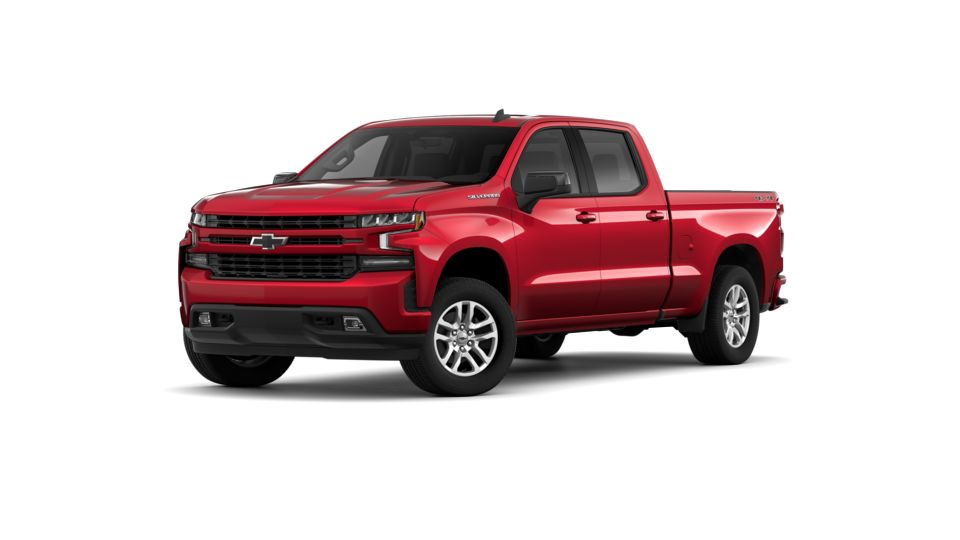 2019 Chevrolet Silverado 1500 Vehicle Photo in Helena, MT 59601