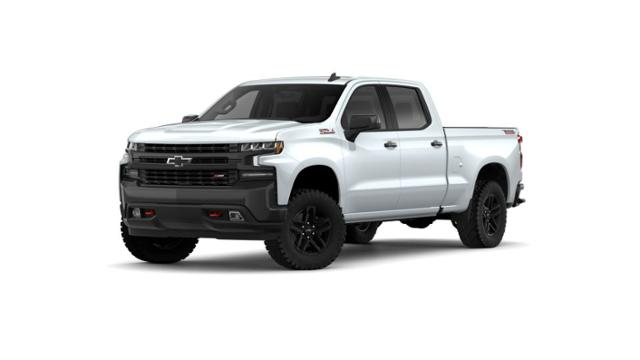 Medford Summit White 2019 Chevrolet Silverado 1500 New