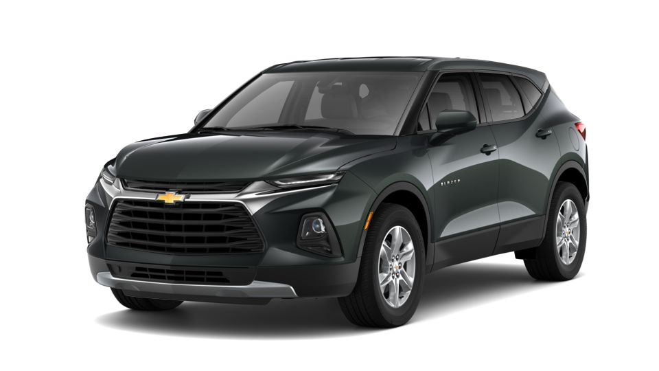 2019 Chevrolet Blazer Vehicle Photo in Albuquerque, NM 87114
