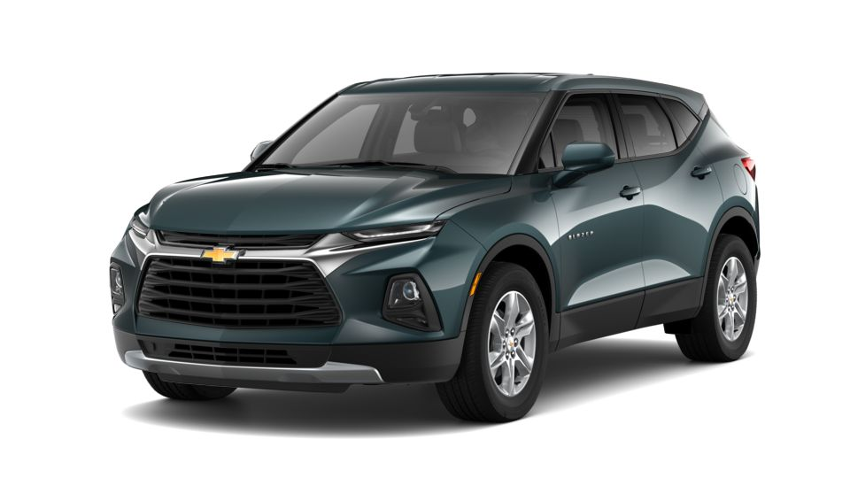 2019 Chevrolet Blazer Vehicle Photo in Elgin, TX 78621