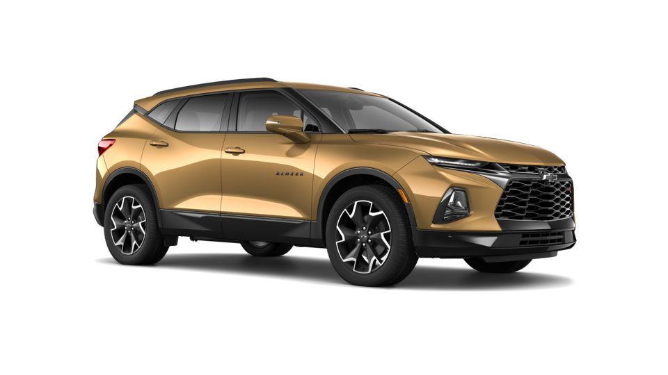 Herb Chambers Chevrolet >> Danvers Sunlit Bronze Metallic 2019 Chevrolet Blazer: New ...
