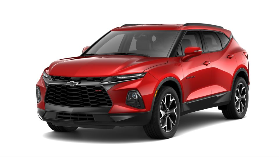 2019 Chevrolet Blazer photo du véhicule à Val-d'Or, QC J9P 0J6