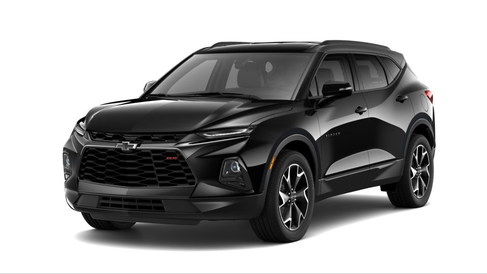 New 2019 Black Chevrolet Blazer AWD RS For Sale in ...