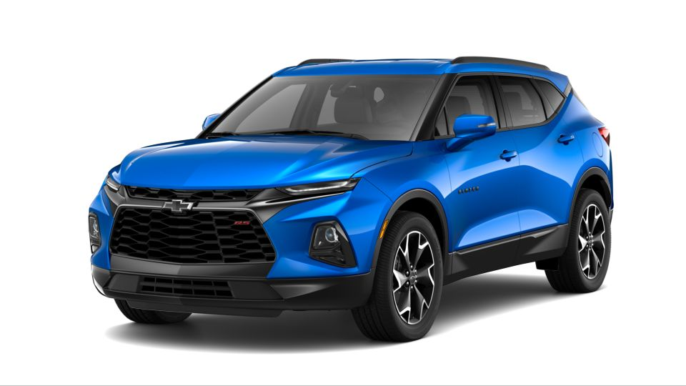 2019 Chevrolet Blazer Vehicle Photo in Ellwood City, PA 16117