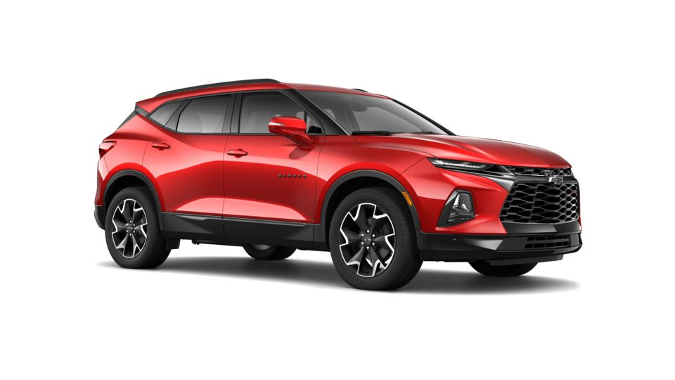 Miles Chevrolet Decatur Il >> 2019 Chevrolet Blazer FWD RS For Sale | Decatur IL ...
