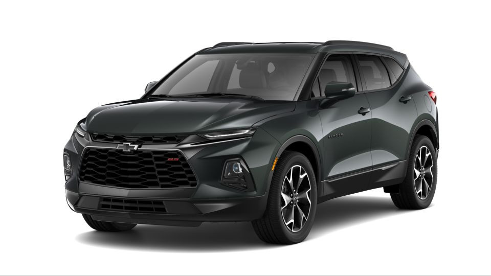 2019 Chevrolet Blazer Vehicle Photo in Columbia, MO 65203-3903
