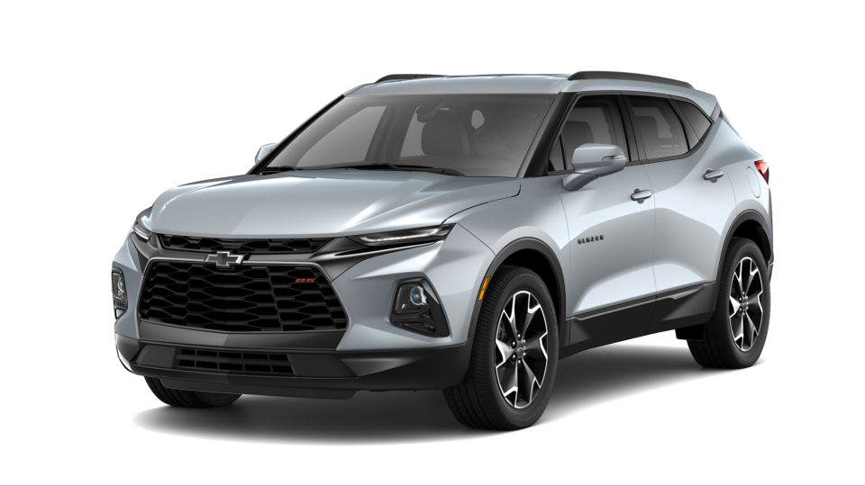 2019 Chevrolet Blazer Vehicle Photo in Chowchilla, CA 93610