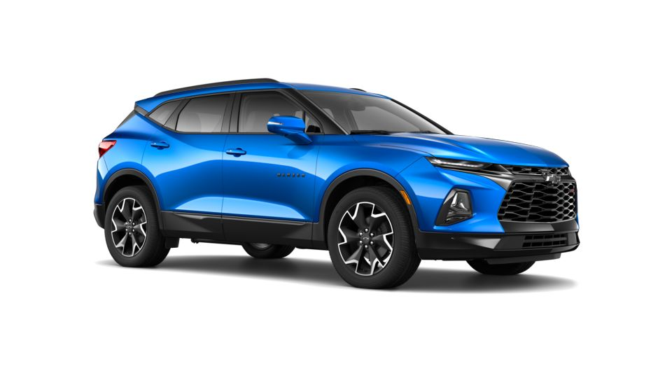 2019 Chevrolet Blazer FWD RS in Blue for Sale in Glendale ...