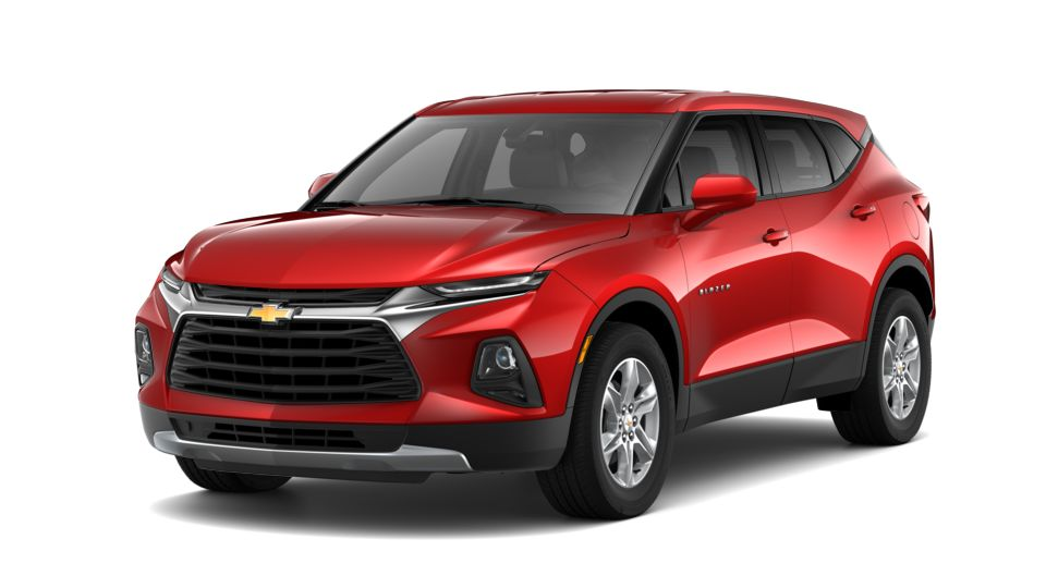 2019 Chevrolet Blazer Vehicle Photo in Oakdale, CA 95361