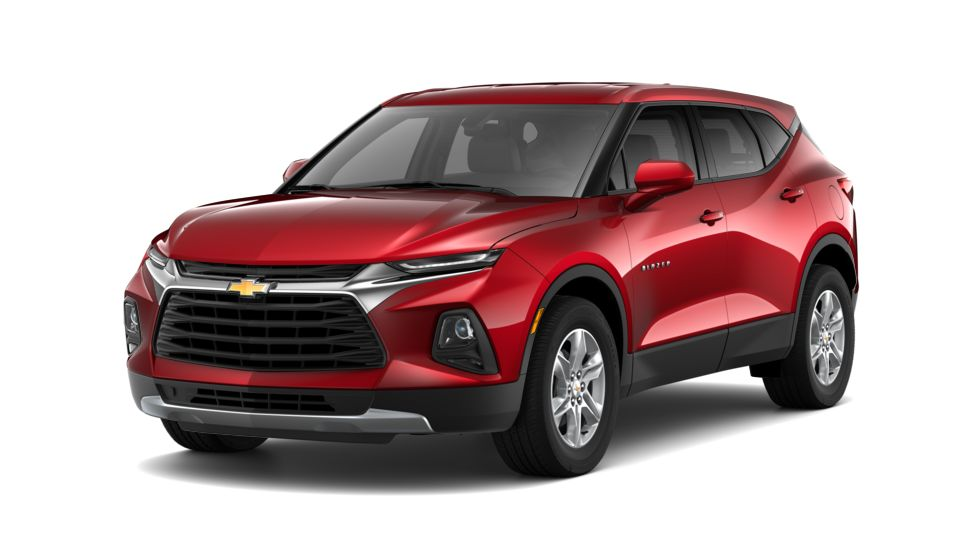 2019 Chevrolet Blazer Vehicle Photo in Puyallup, WA 98371