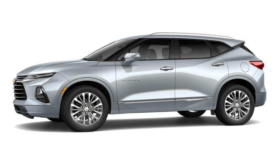 Find a New Silver Ice Metallic 2019 Chevrolet Blazer in ...