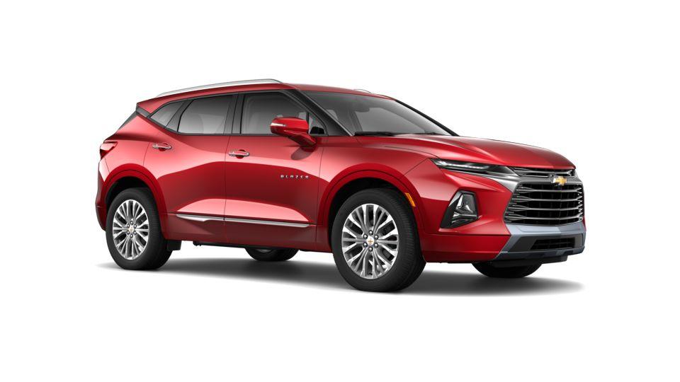 Chevy Dealership San Antonio >> New Cajun Red Tintcoat 2019 Chevrolet Blazer FWD Premier ...
