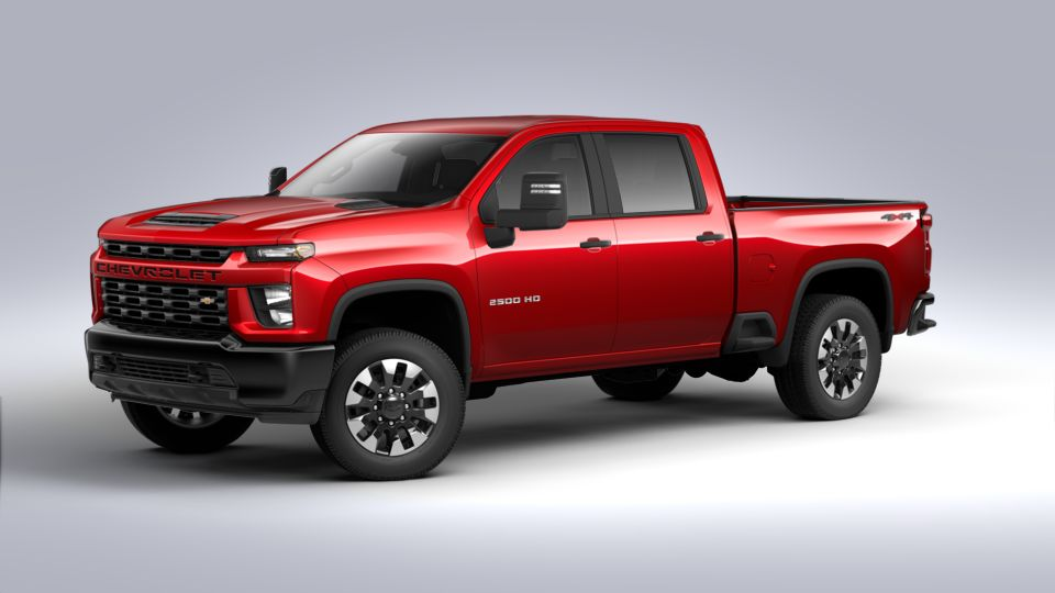 2020 Chevrolet Silverado 2500HD Vehicle Photo in Jasper, GA 30143