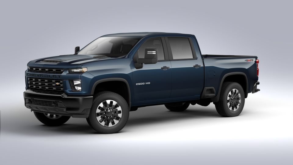 2020 Chevrolet Silverado 2500HD Vehicle Photo in Medina, OH 44256