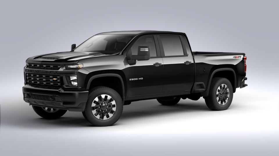 2020 Chevrolet Silverado 2500HD Vehicle Photo in Moon Township, PA 15108