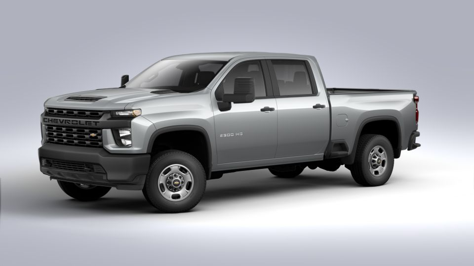 2020 Chevrolet Silverado 2500HD Vehicle Photo in Novato, CA 94945