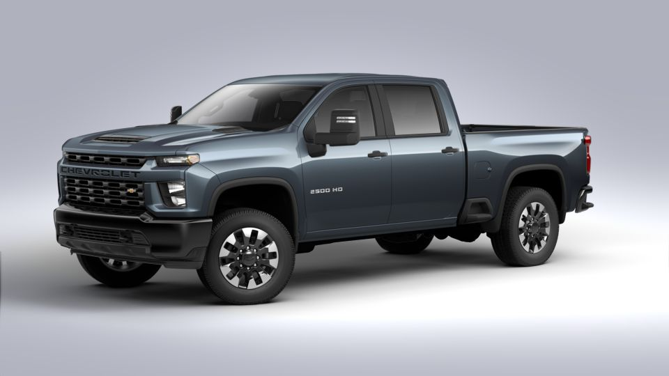 2020 Chevrolet Silverado 2500HD Vehicle Photo in Frisco, TX 75035