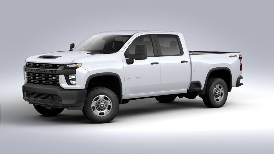 2020 Chevrolet Silverado 2500HD Vehicle Photo in San Angelo, TX 76903