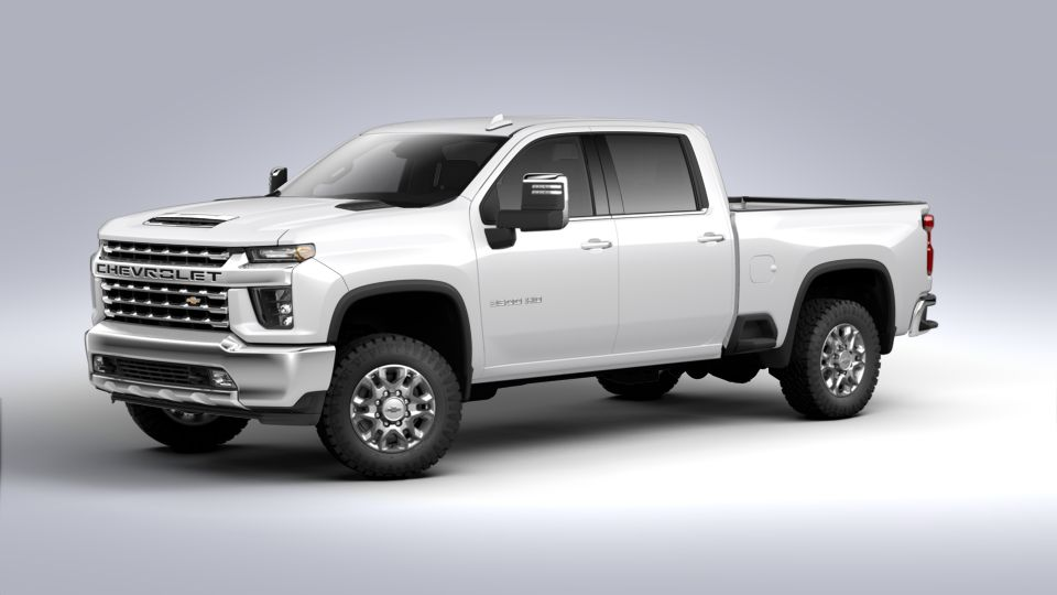 2020 Chevrolet Silverado 2500HD Vehicle Photo in Melbourne, FL 32901
