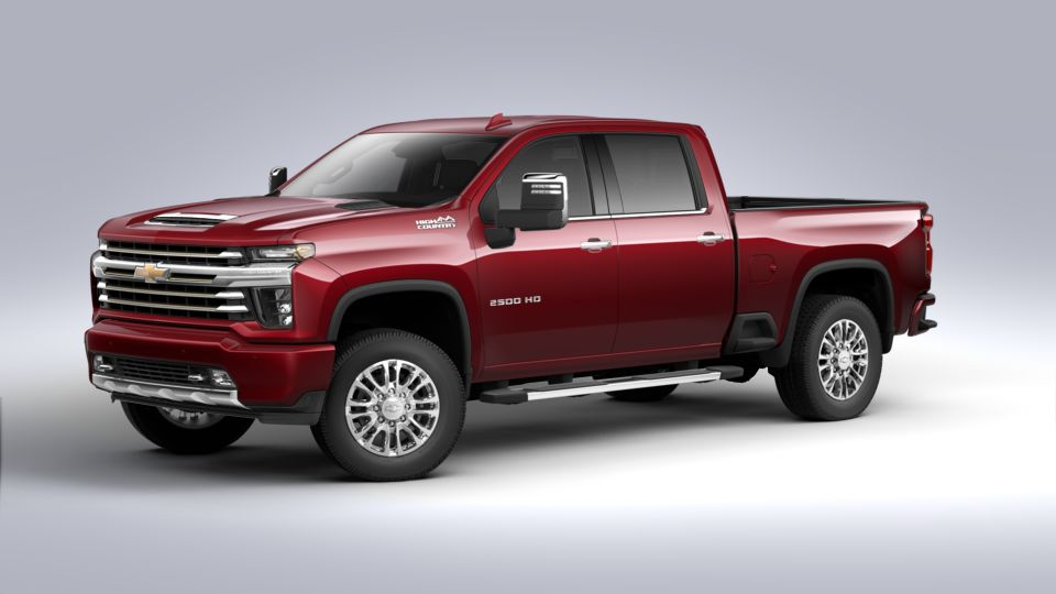 2020 Chevrolet Silverado 2500HD Vehicle Photo in Greeley, CO 80634