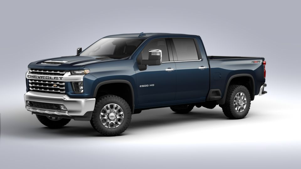 2020 Chevrolet Silverado 2500HD Vehicle Photo in Clinton, MI 49236