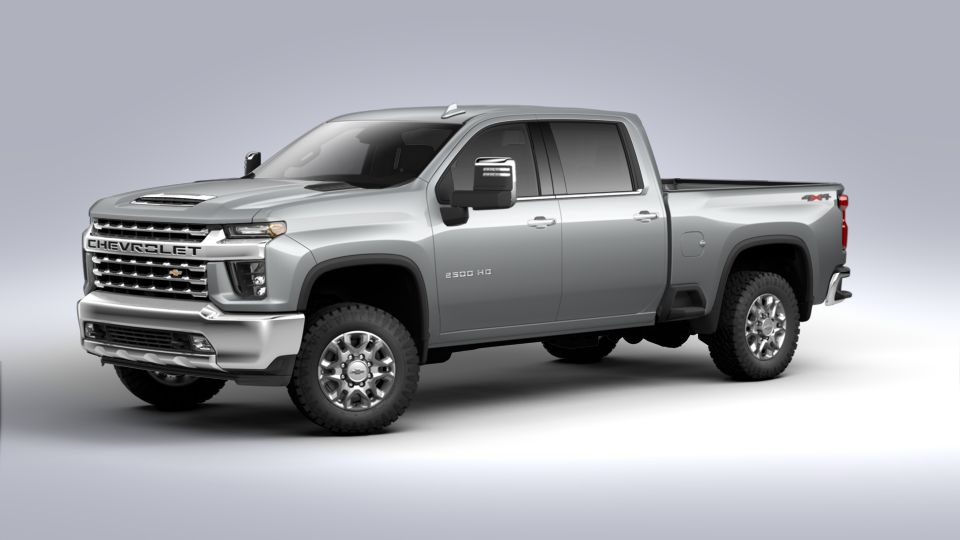 2020 Chevrolet Silverado 2500HD Vehicle Photo in Vincennes, IN 47591