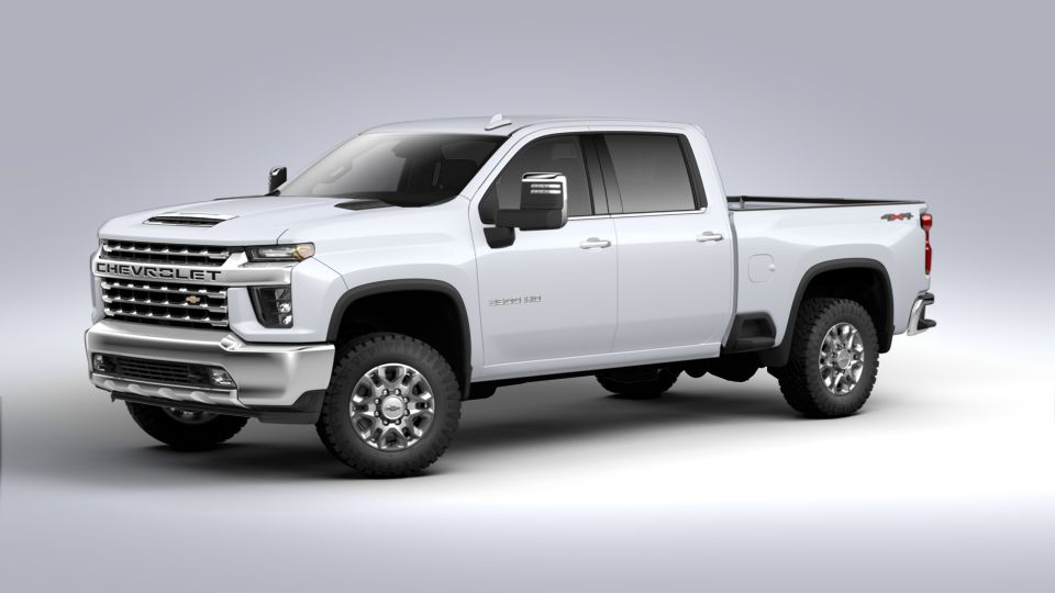 Test Drive this 2020 Chevrolet Silverado 2500HD Crew Cab ...