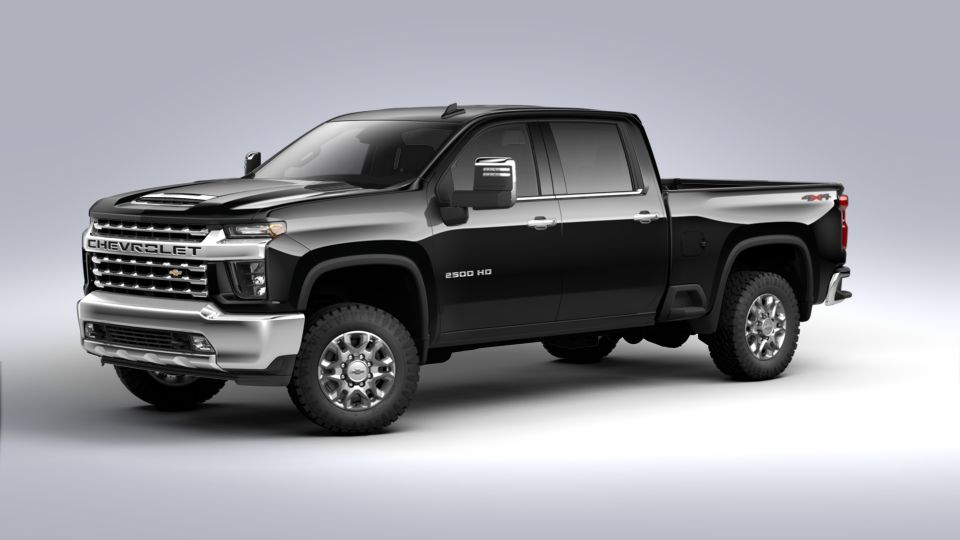 2020 Chevrolet Silverado 2500HD Vehicle Photo in Sterling, IL 61081