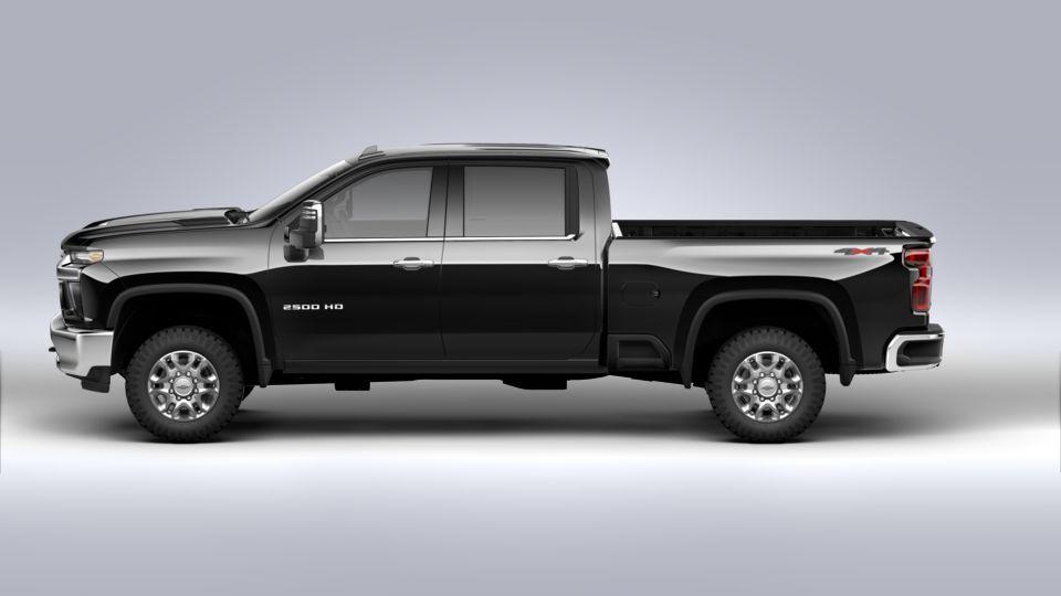 New Black 2020 Chevrolet Silverado 2500HD Crew Cab ...