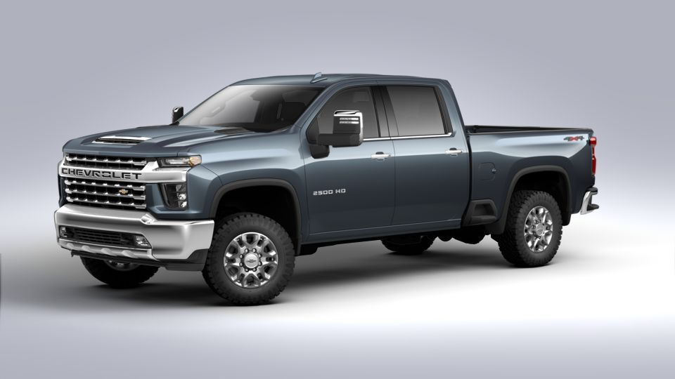 2020 Chevrolet Silverado 2500HD Vehicle Photo in Elgin, TX 78621