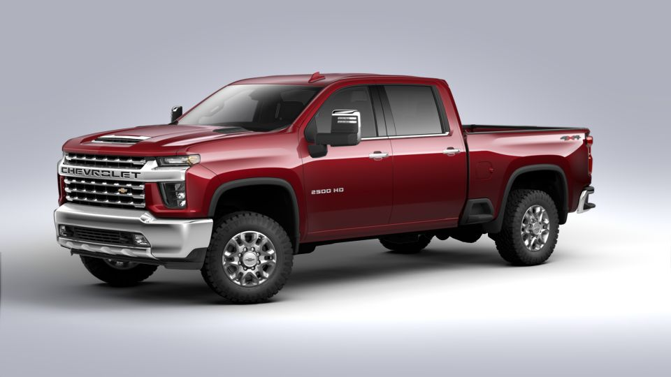 2020 Chevrolet Silverado 2500HD Vehicle Photo in Bellevue, NE 68005