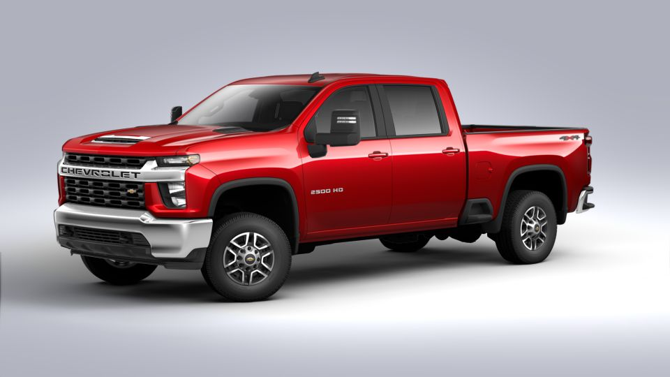 2020 Chevrolet Silverado 2500HD Vehicle Photo in Spokane, WA 99207