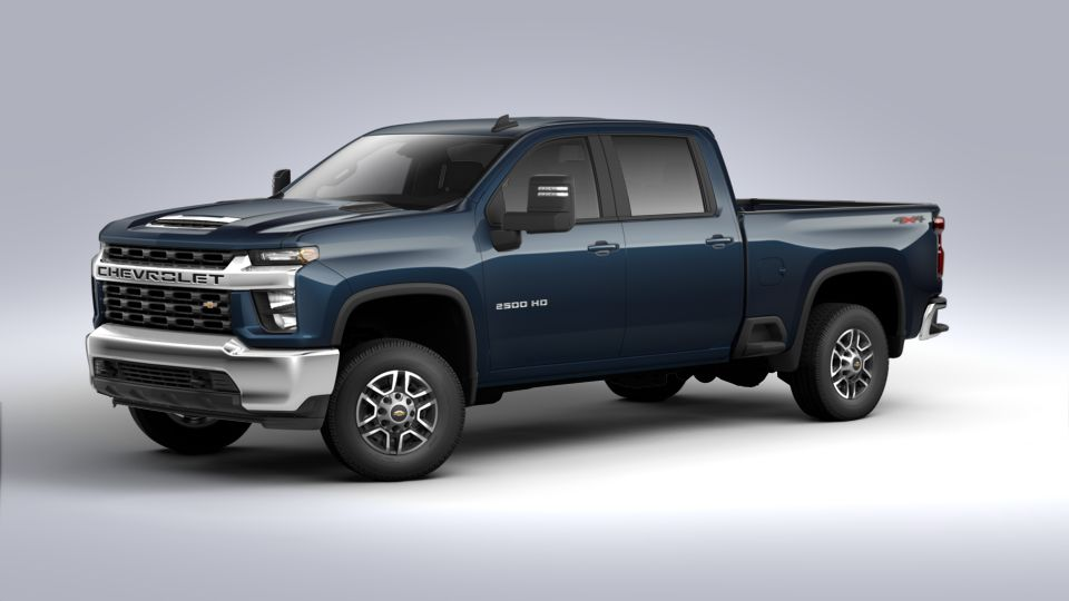 2020 Chevrolet Silverado 2500HD Vehicle Photo in Spruce Pine, NC 28777