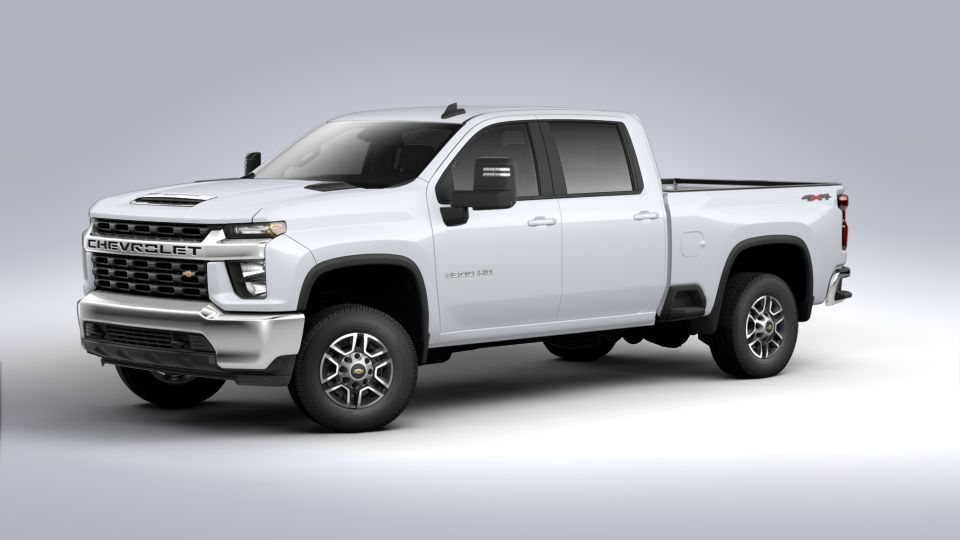 2020 Chevrolet Silverado 2500HD Vehicle Photo in Puyallup, WA 98371