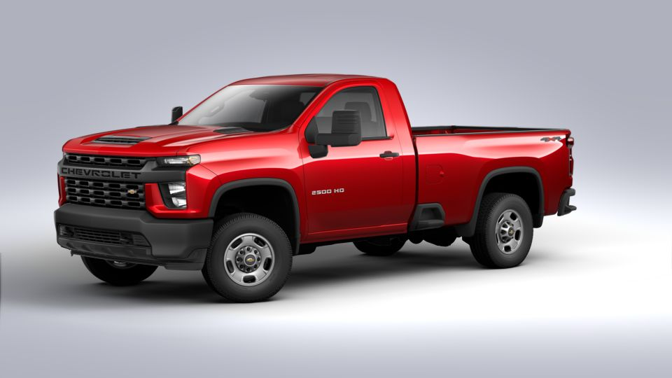 2020 Chevrolet Silverado 2500HD Vehicle Photo in Wakefield, MA 01880
